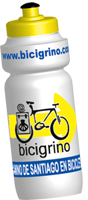 bicigrino water bottle